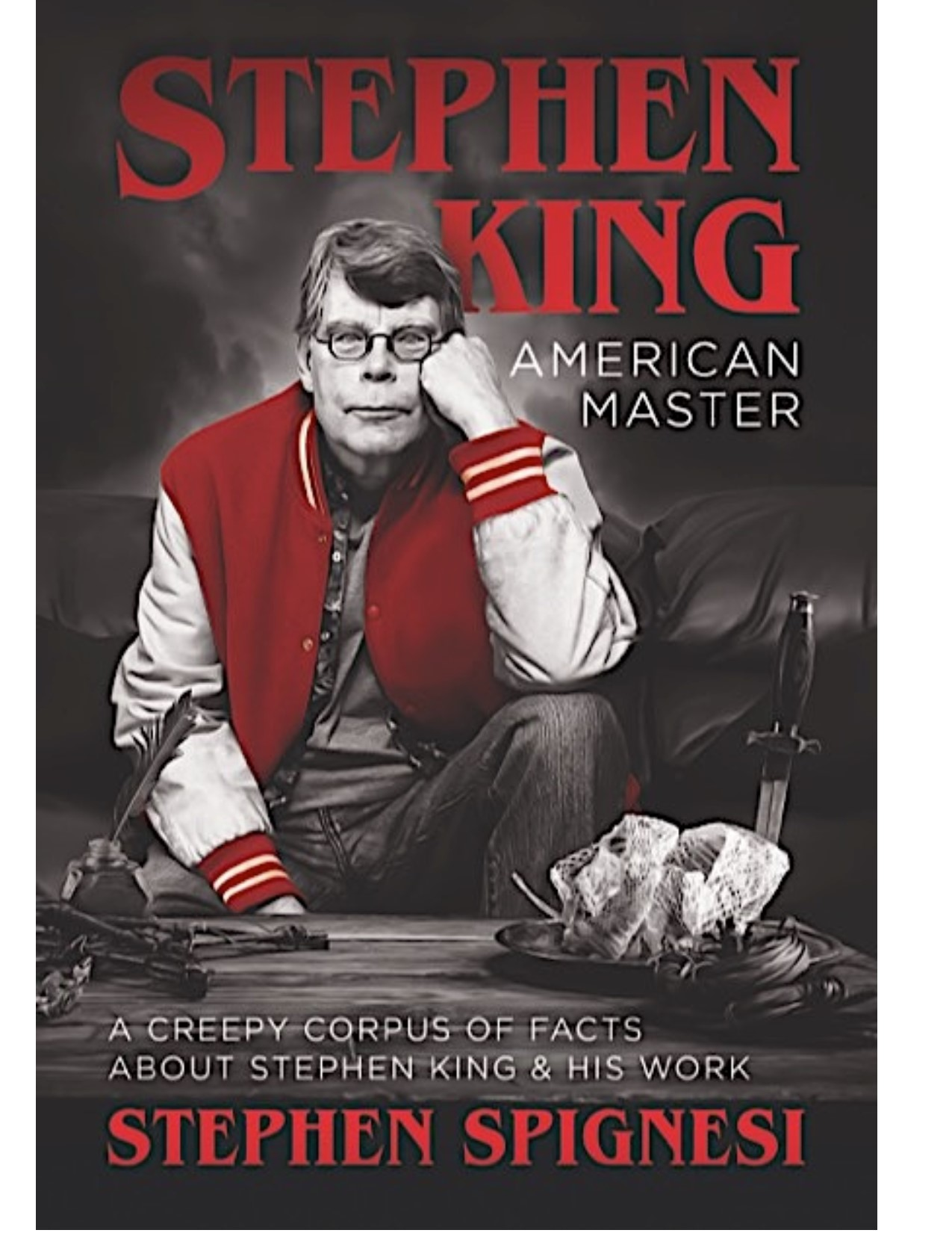 Author Talk: Stephen King American Master