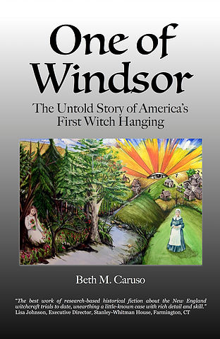 Author Talk: One of Windsor: The Untold Story of America's First Witch Hanging