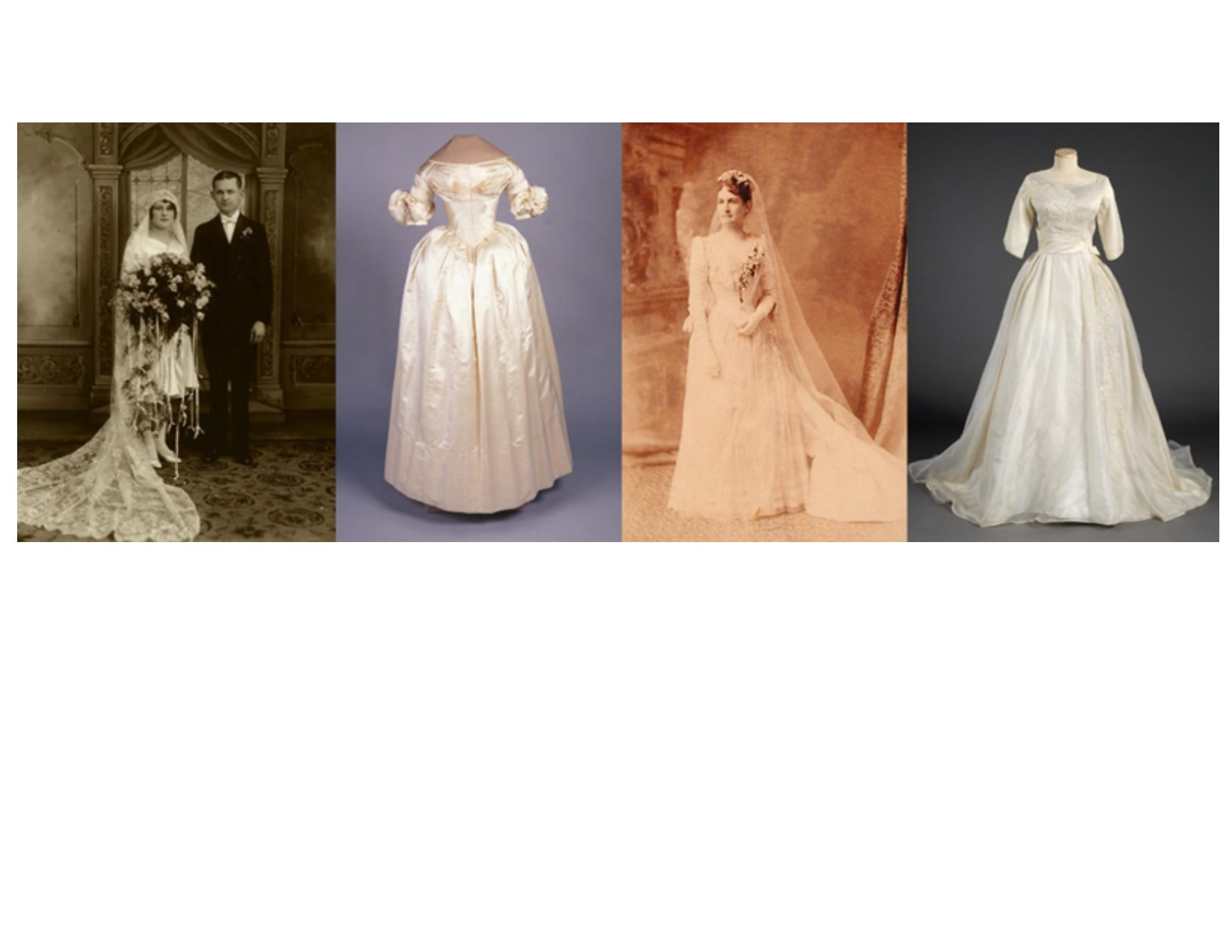 Something Old, Something New: CT Weddings Through the Ages