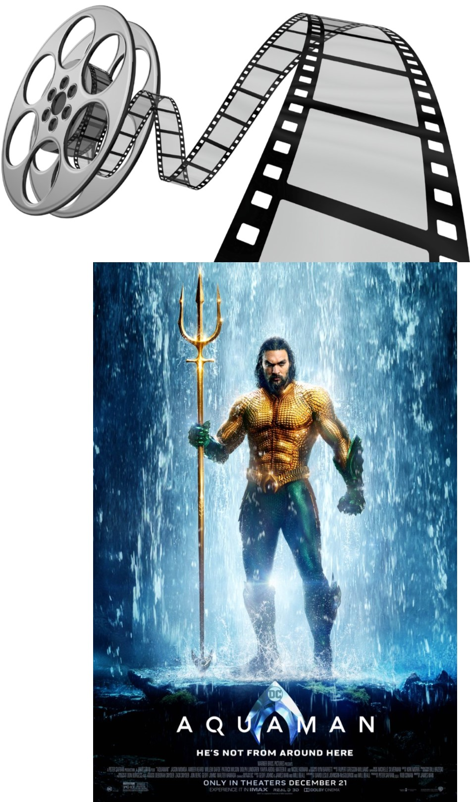 New Movie Thursday ~ Aquaman