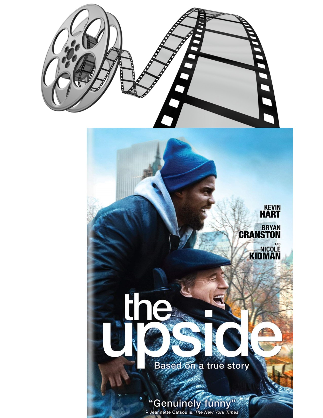 New Movie Thursday: The Upside