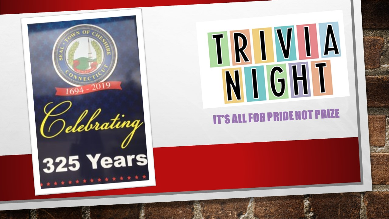 Special Trivia Night - All Things Cheshire