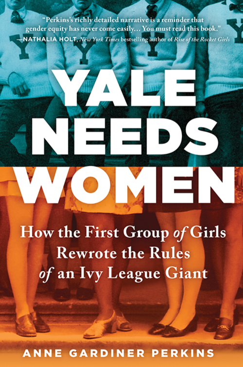 "Author Talk: ""Yale Needs Women"""
