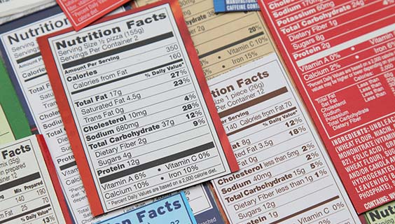 Understand Food Labels and Prepare Healthy Food
