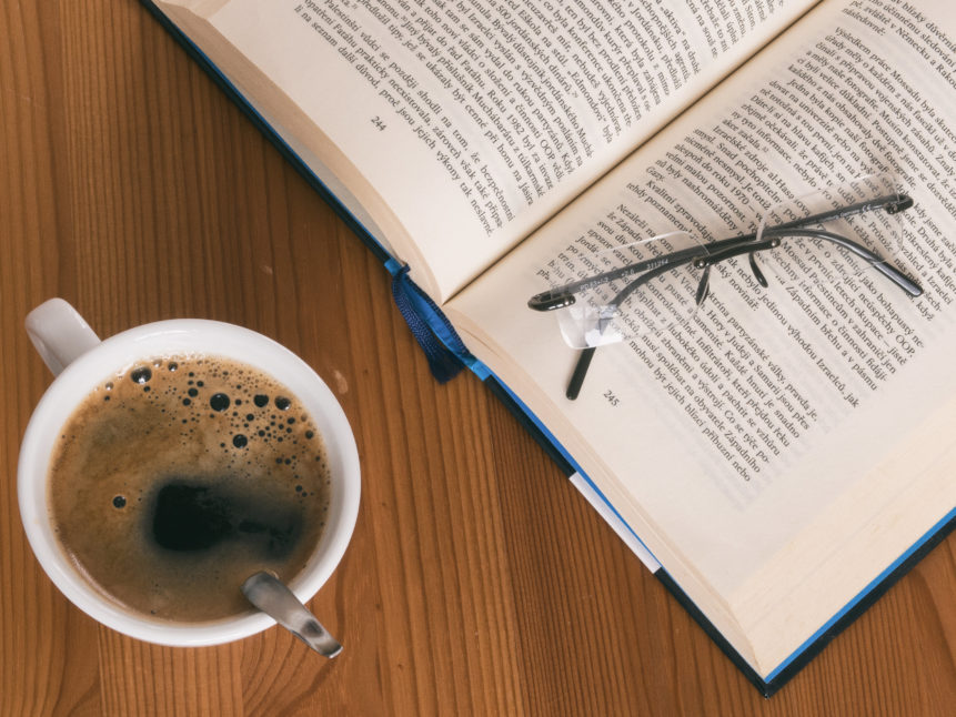 Books Over Coffee