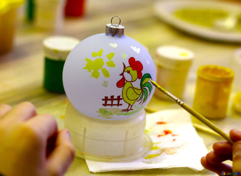 DIY Ornament Making (All Ages)