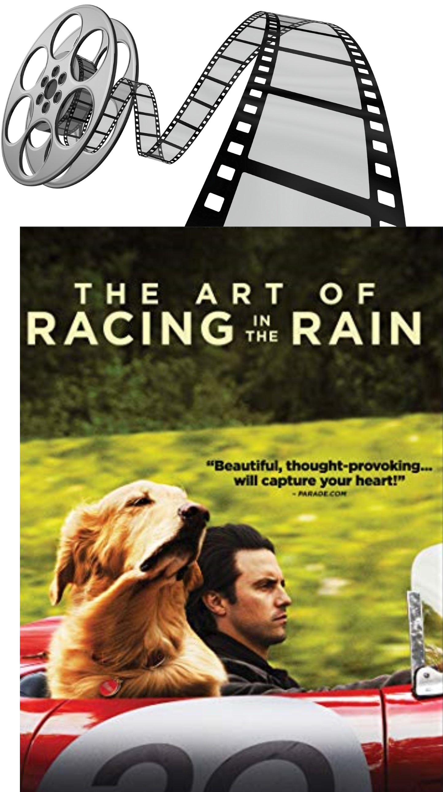 New Movie Thursday: The Art of Racing in the Rain (2019)