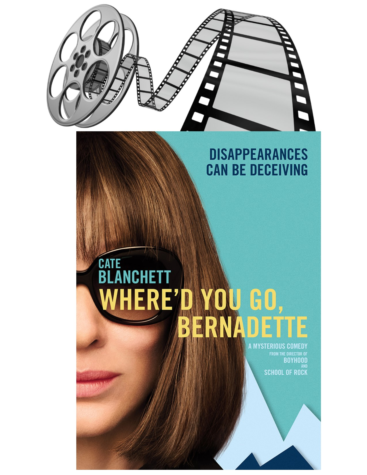 New Movie Thursday: Where'd You Go, Bernadette (2019)