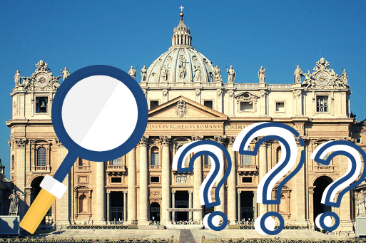 Mysteries of St. Peter's Basilica