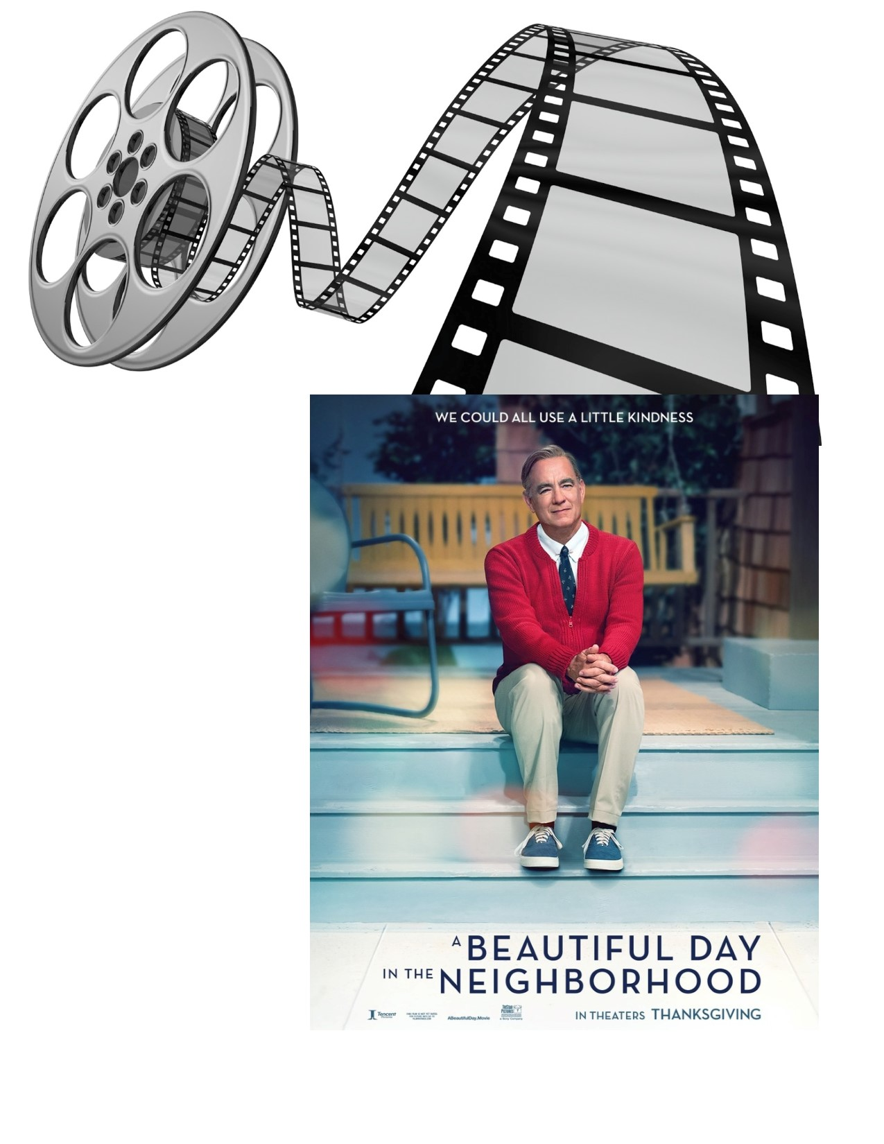 New Movie Thursday: Beautiful Day in the Neighborhood (2019)