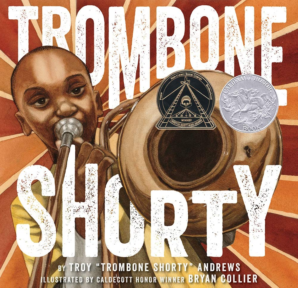 Creating Musical Readers: Trombone Shorty (Ages 3+)