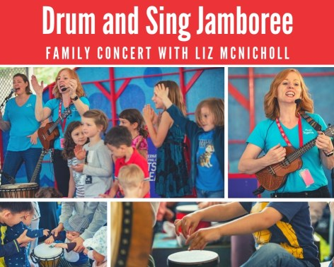 Family Jamboree with Liz McNicholl (All Ages)