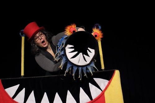 CactusHead Puppets: Magnificent Monster Circus