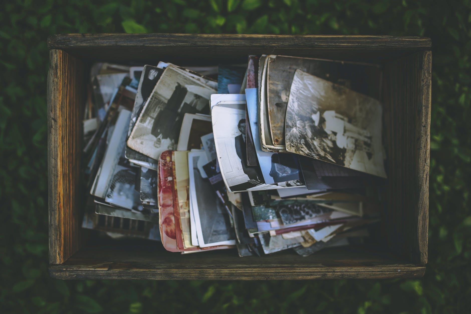 Organizing Your Photos  (Virtual Program)