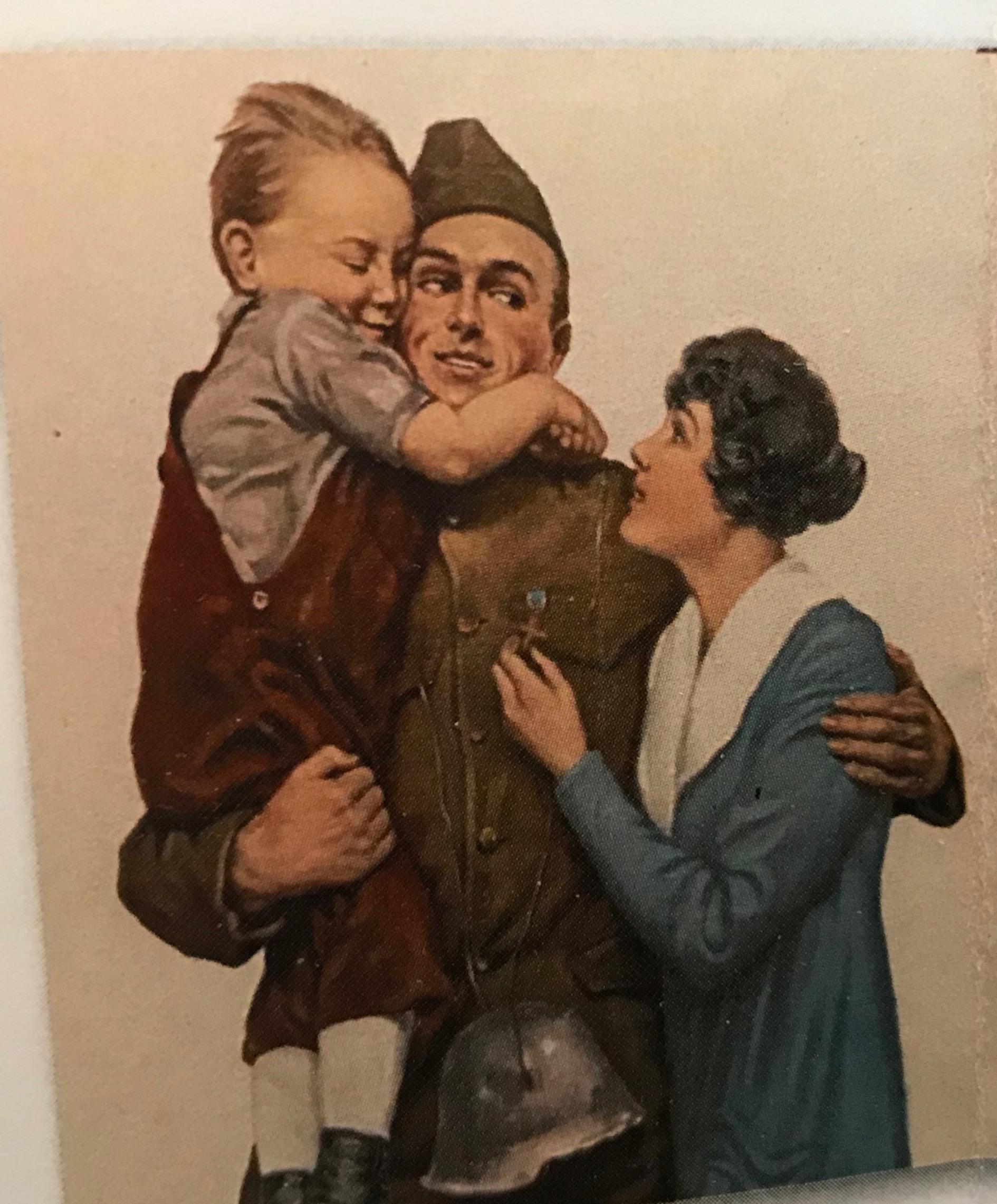 Facing War: Connecticut in World War I