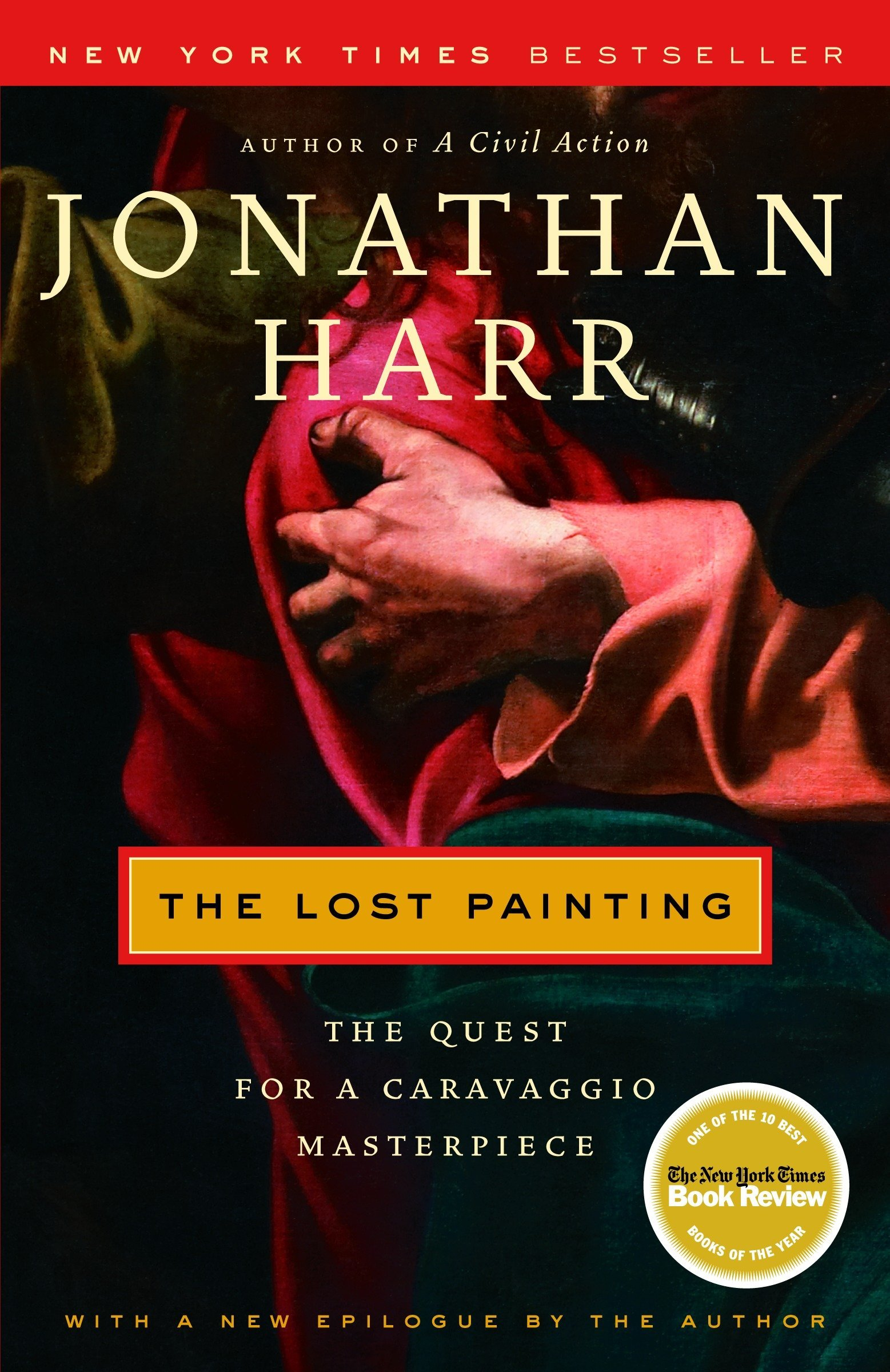 Art Book Discussion:  The Lost Painting