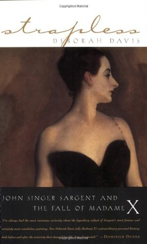 Art Book Discussion:  Strapless