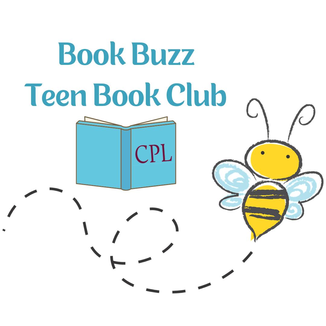 Book Buzz Teen Book Club (Grades 6-12)