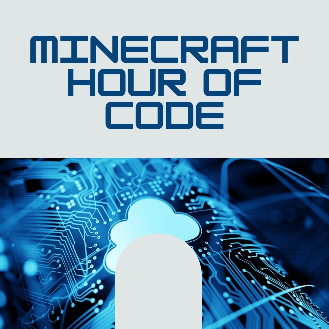 Minecraft Hour of Code: Voyage Aquatic (Ages 8-16)