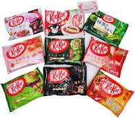 Take + Taste Test Challenge: Kit Kats! (Grades 6-12)