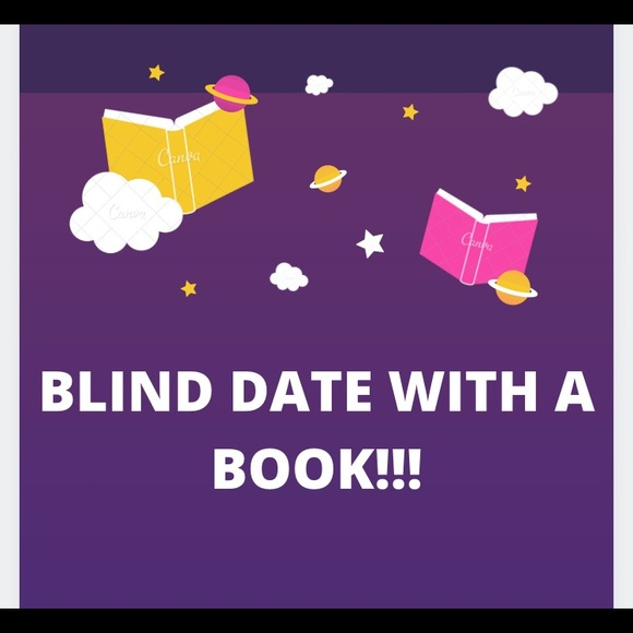 Take + Read: Blind Date with a Book! (Grades 6-12)