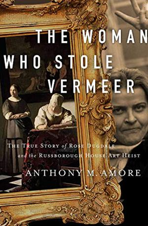 Books Over Coffee: The Woman Who Stole Vermeer