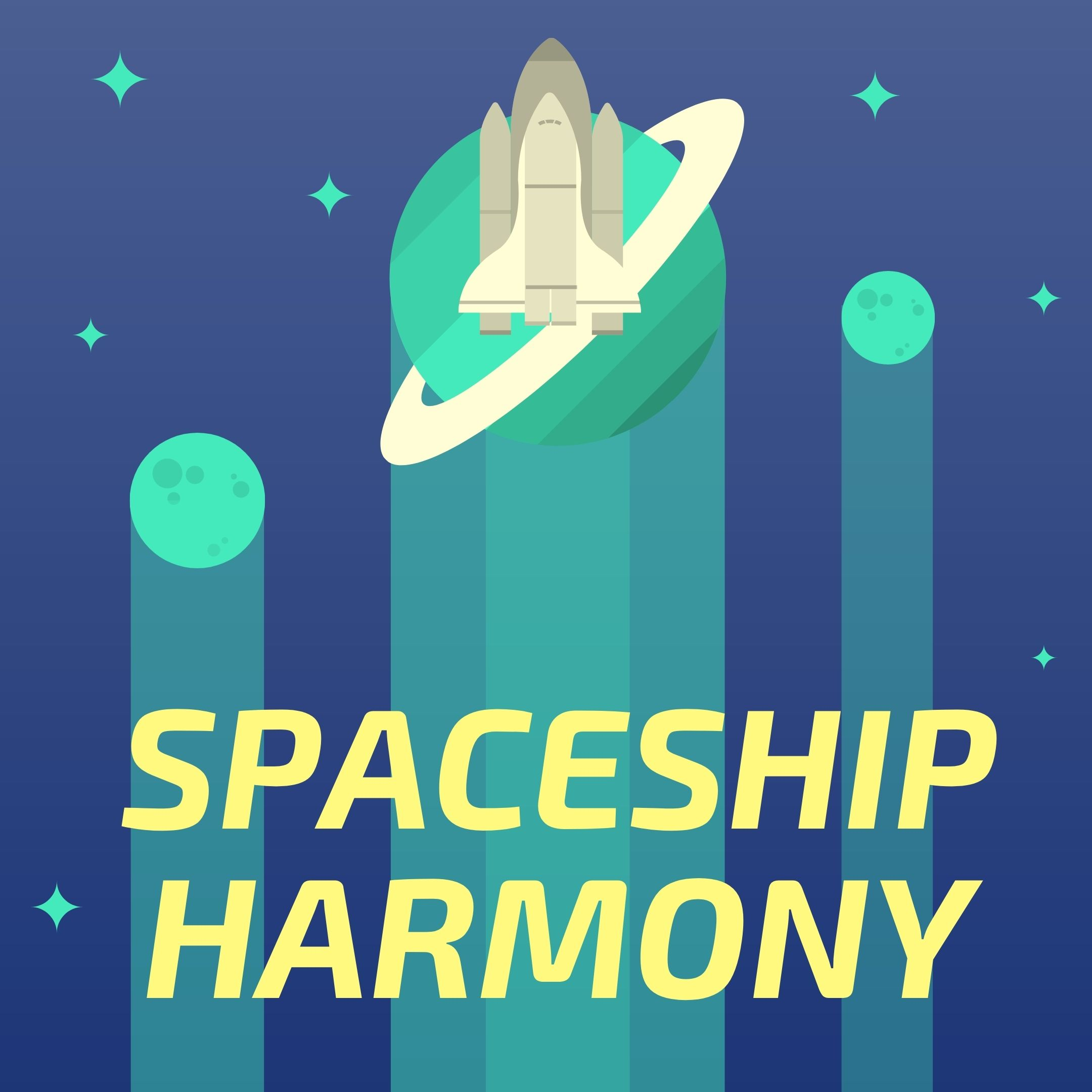 Spaceship Harmony: A Musical Journey through the Universe (Ages 2-7)