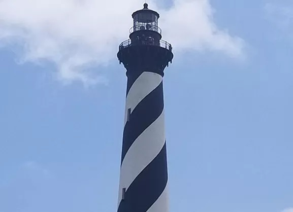 Lighthouses of the Outer Banks of North Carolina