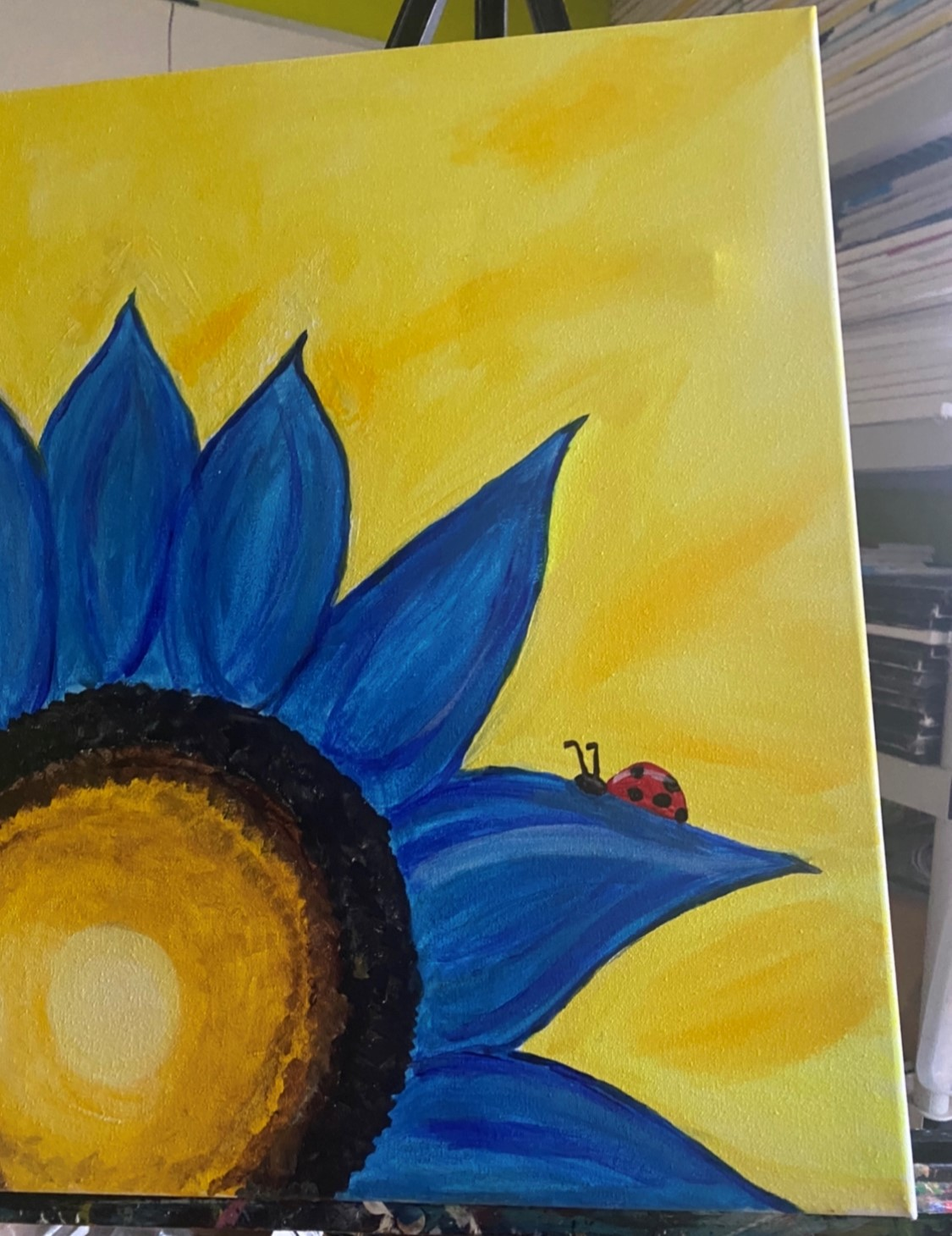 Paint Night for Teens (Grades 6-12)