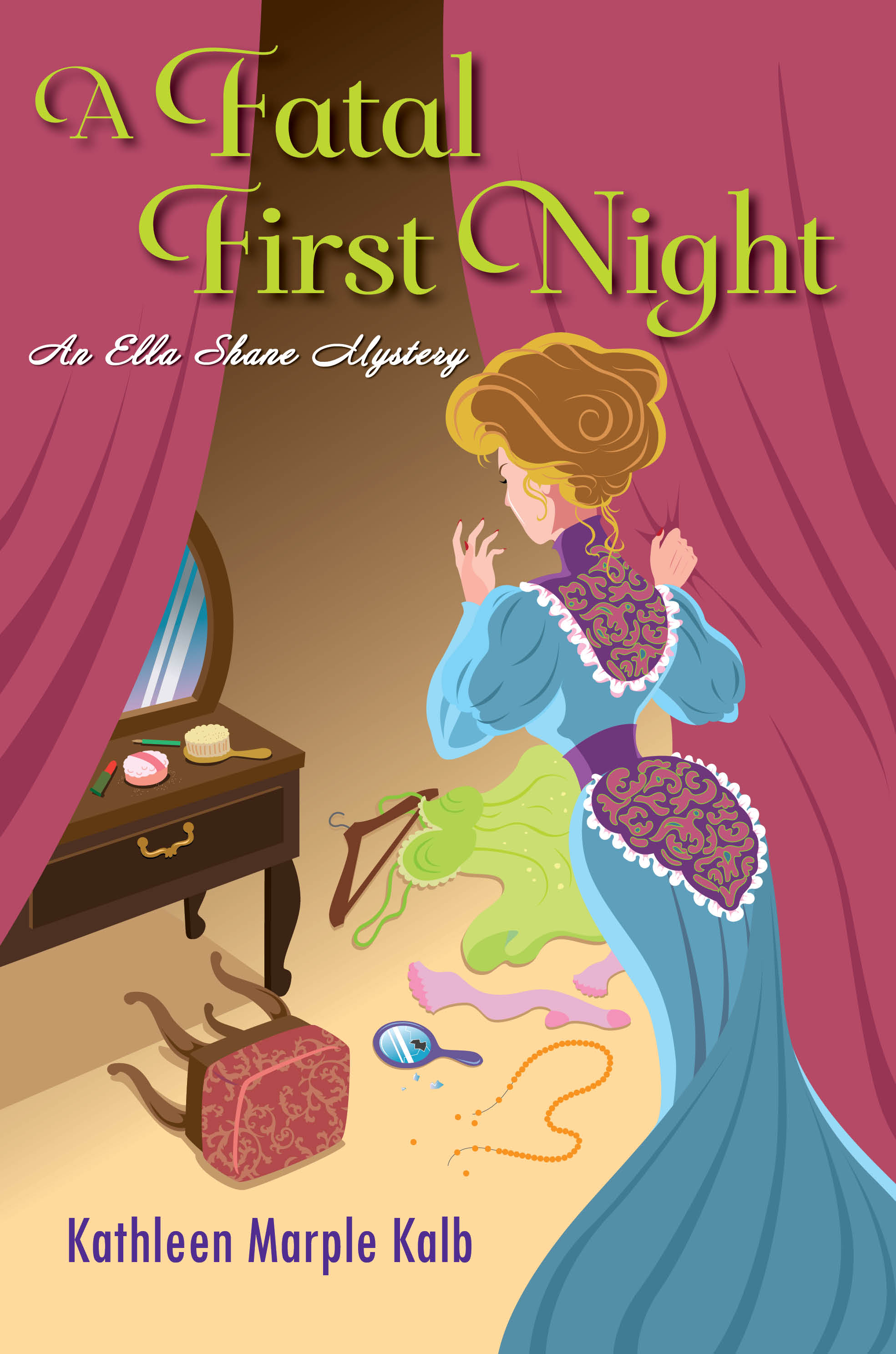 Cheshire Author Talk: A Fatal First Night
