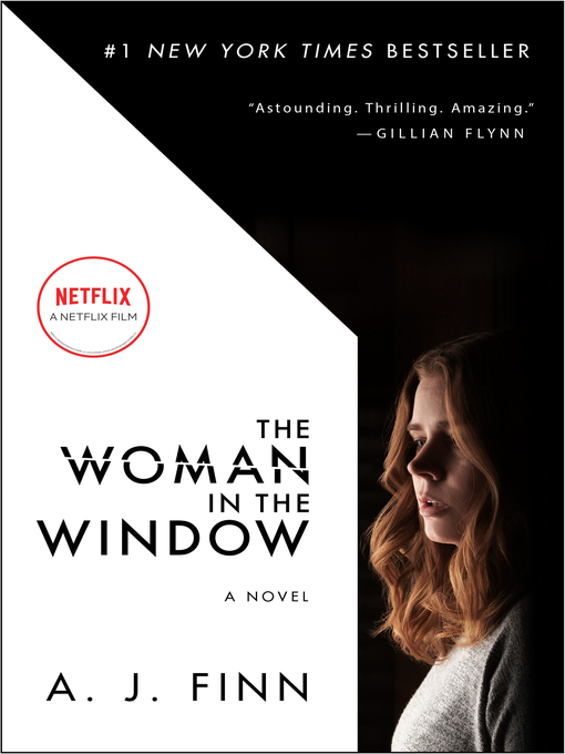 Books Over Coffee - The Woman in the Window