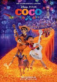 RESCHEDULED--Family Movies at Mixville: Coco