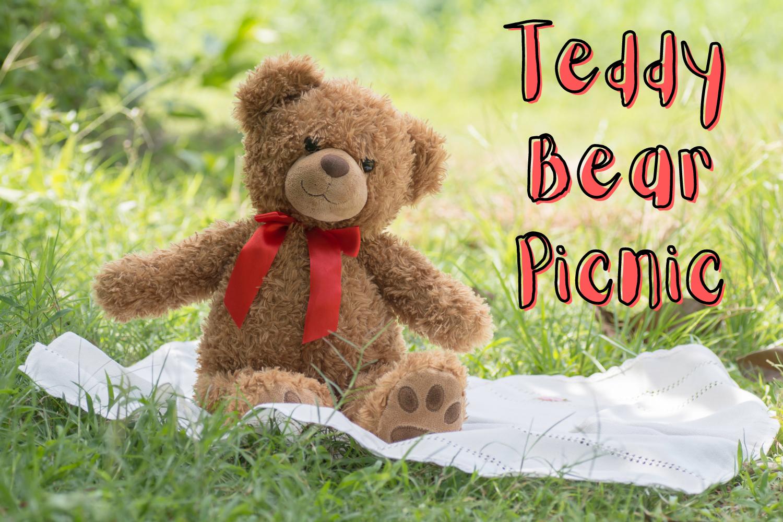 Teddy Bear Picnic @ Bartlem Park (Ages 3-5)