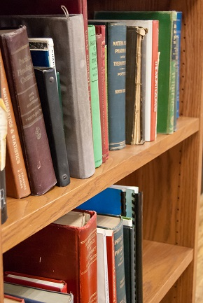 Homecoming Book Sale at Oboler Library