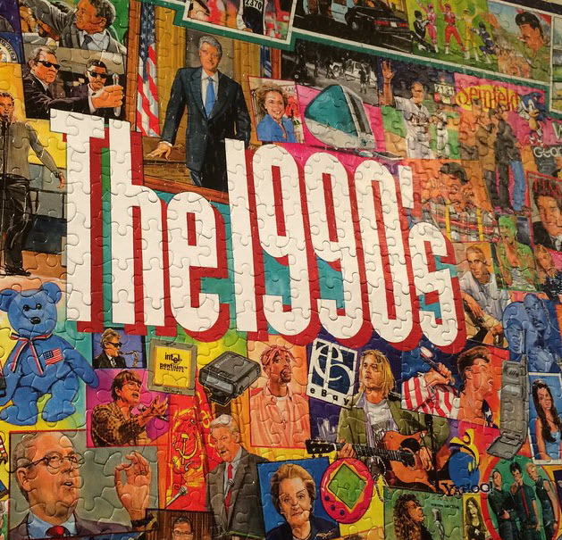 Special Collections Virtual Pop-up: Back to the 1990s! (Online)