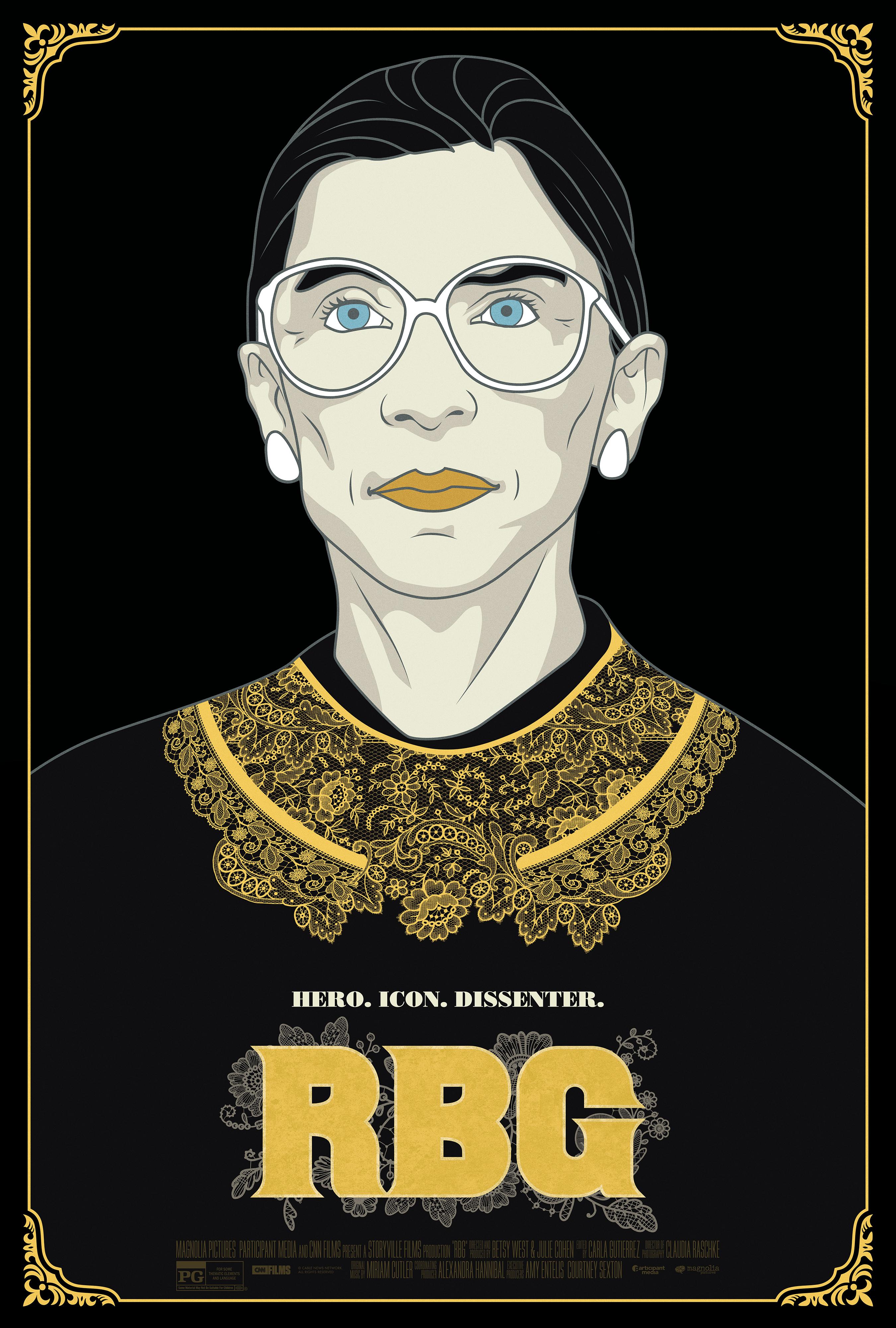 RBG (online film screening)