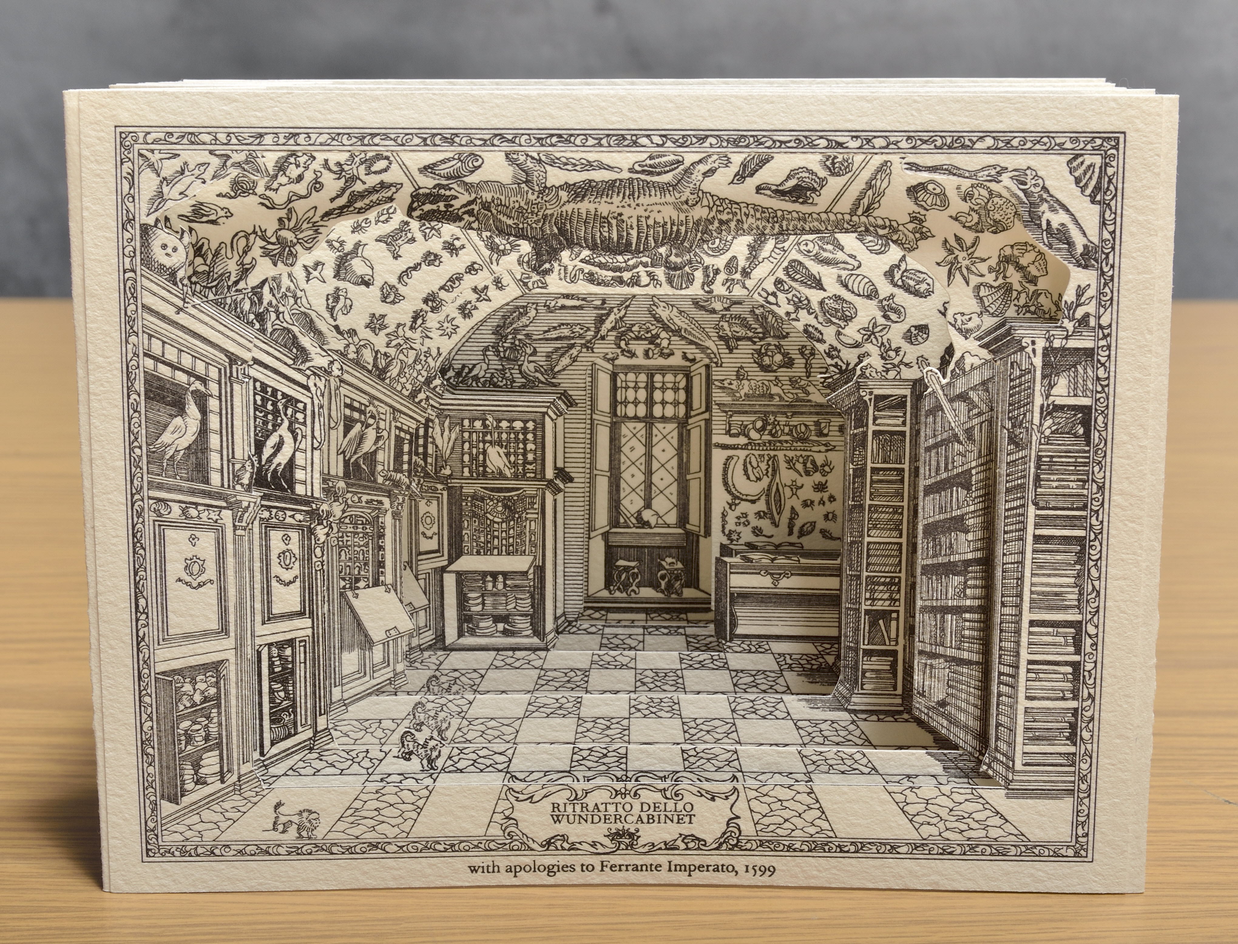 Special Collections: Tunnel Books (ONLINE)