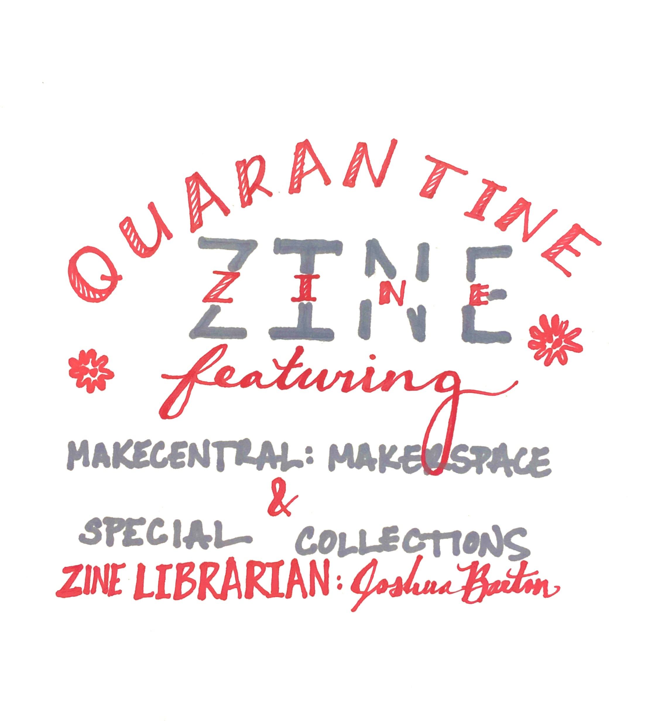Quarantine Zine Maker Meetup