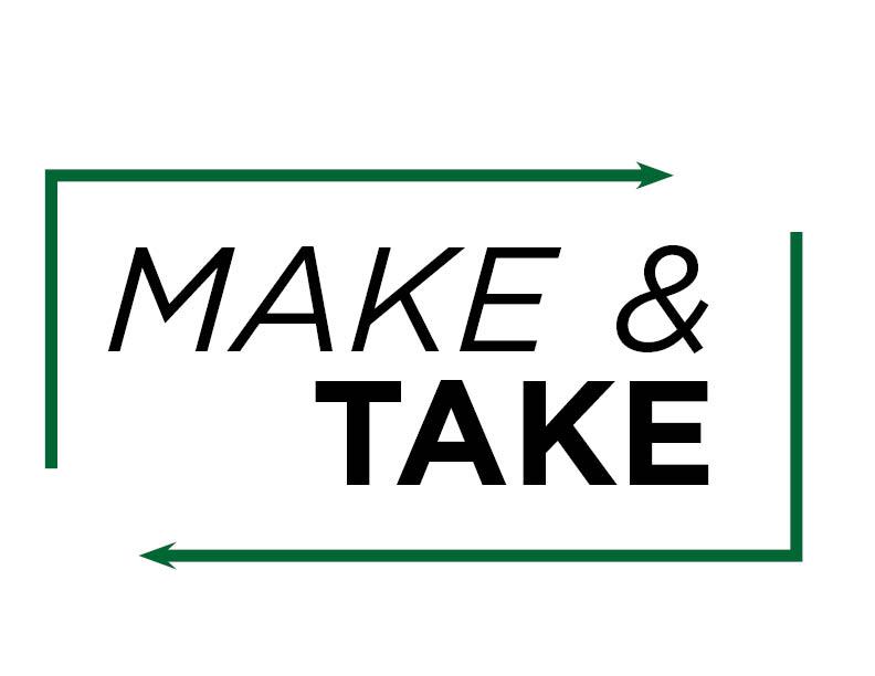 Make & Take Pop Up: Screen Printing
