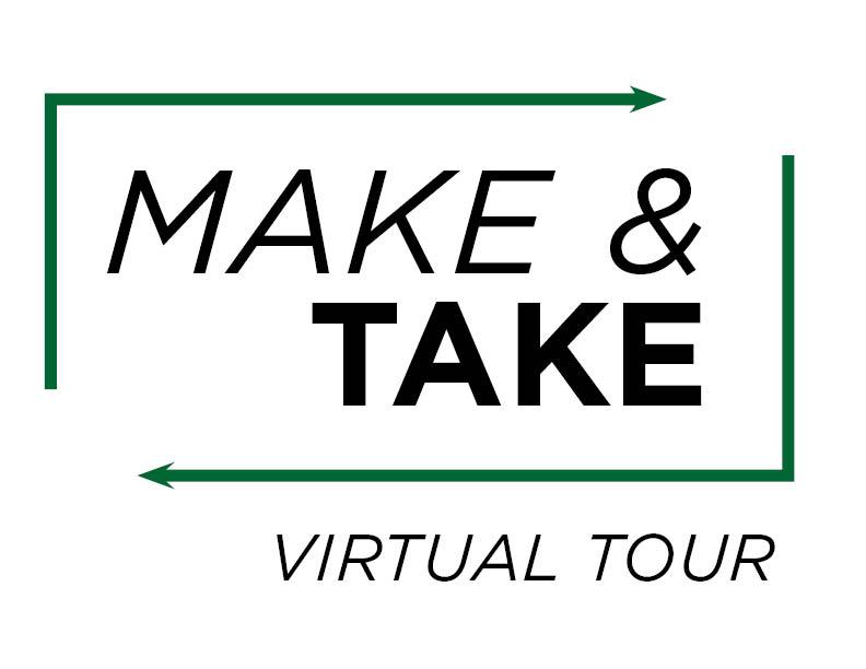 Make & Take Virtual Tour: Screen Printing