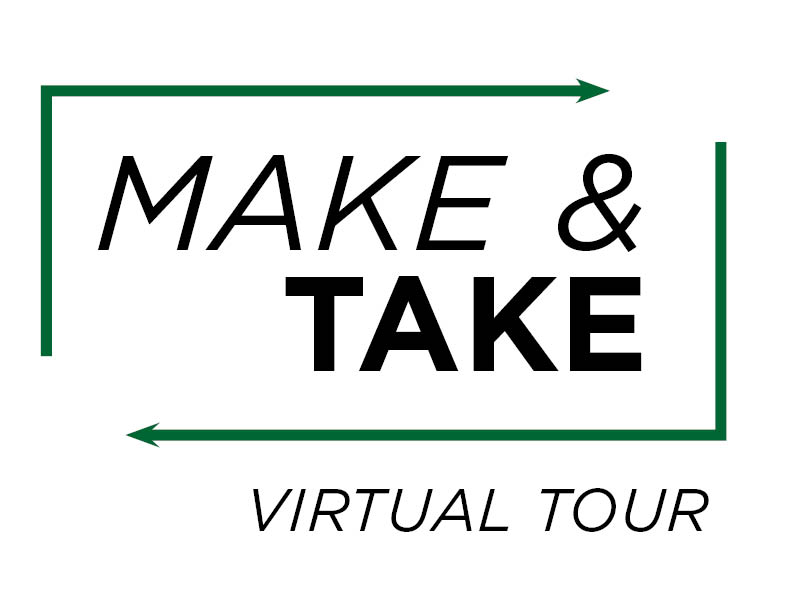 Make & Take Virtual Tour: Space Week