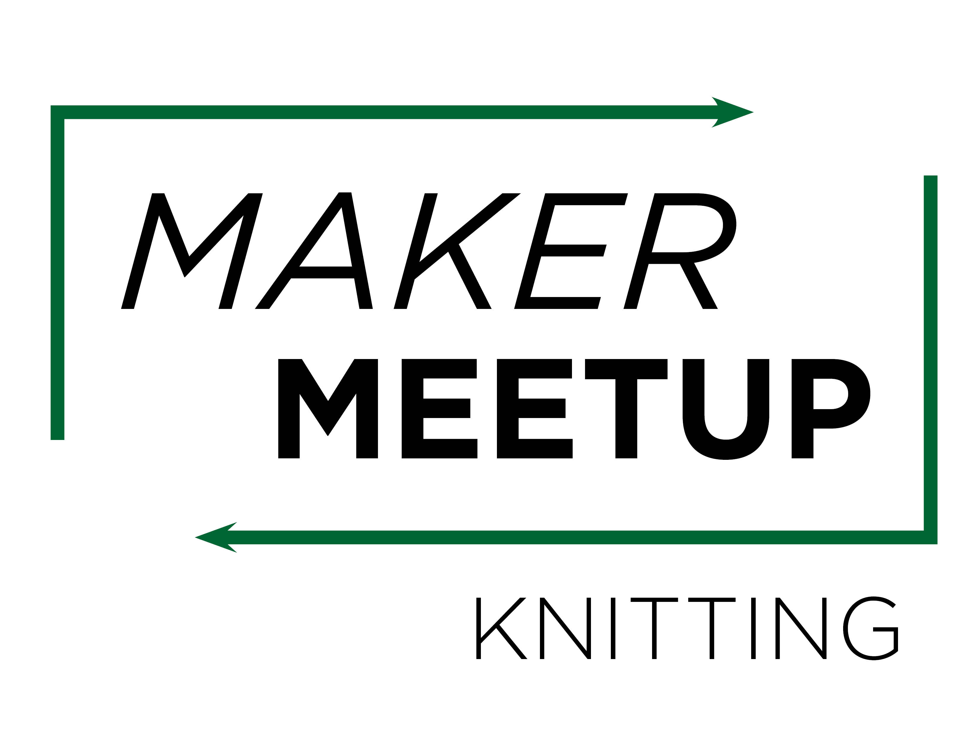 Virtual Maker Meetup: Knitting