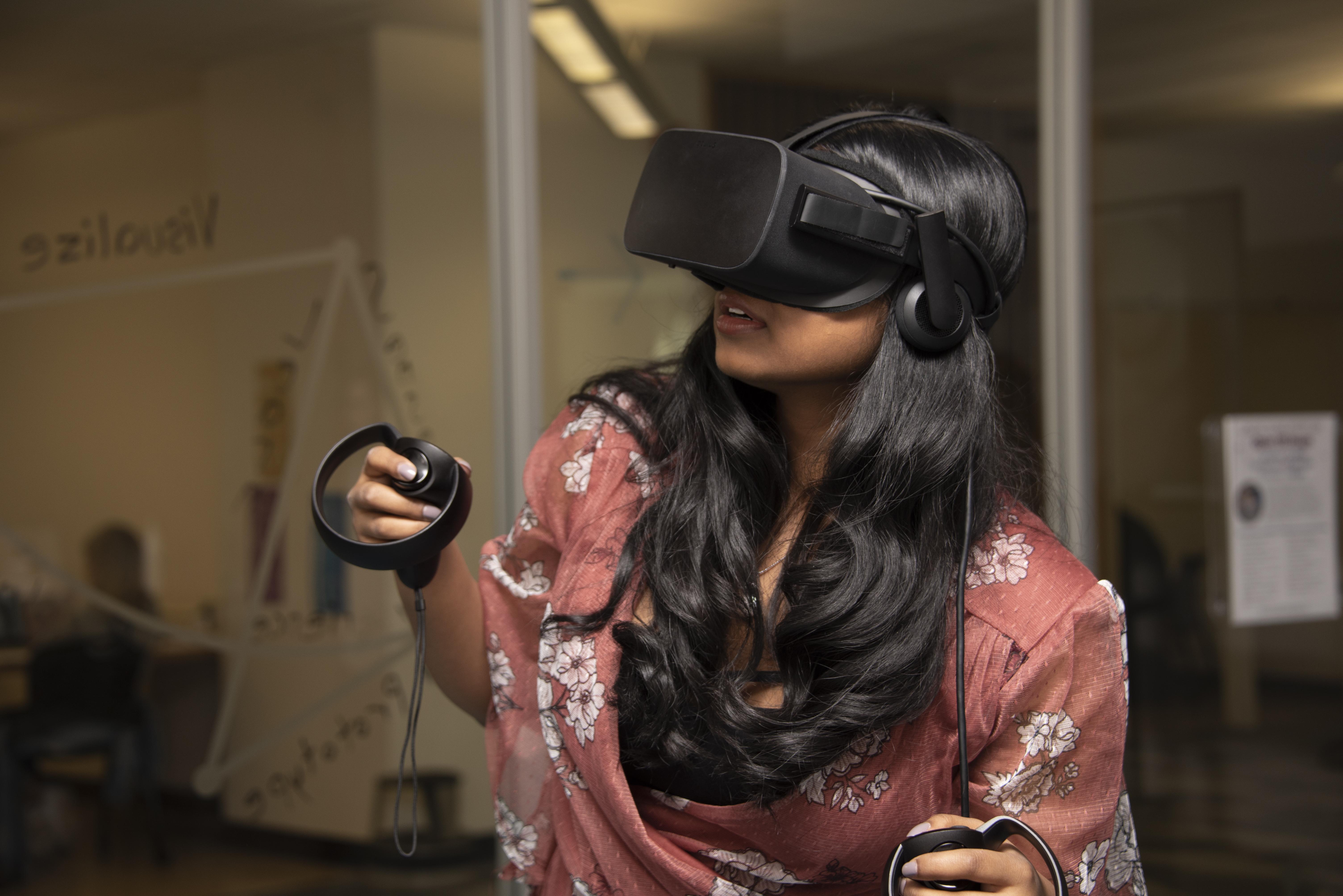 Open Virtual Reality