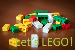 Let's LEGO!