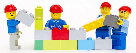 LEGO Builders, Architects, & Engineers
