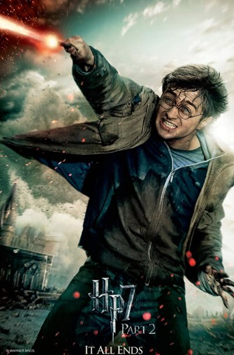 "Family Movie Nights: ""Harry Potter and the Deathly Hallows, Part 2"""