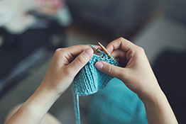 Yarnia! Learn to Knit or Crochet at the Eagle Point Library