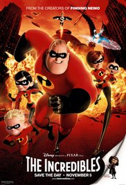 "Superhero Comedies: ""The Incredibles"""
