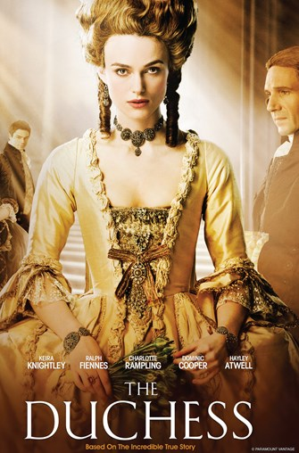 "Movie Classics and More: ""The Duchess"""