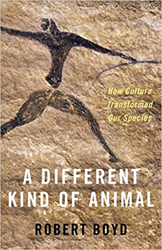 "Brain Books Discussion Group: ""A Different Kind of Animal"""